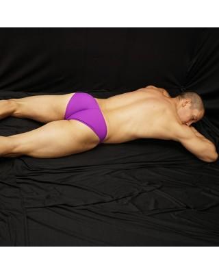 Bikini Buns púrpura