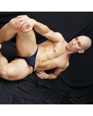 Micro Bulge bikini navy