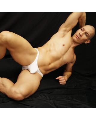 Micro Bulge Bikini white