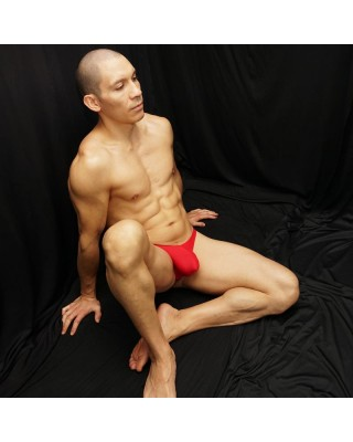 Thong Red color