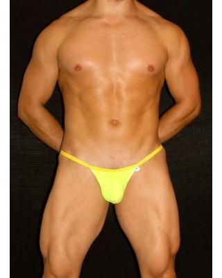 Crey Bikini Yellow