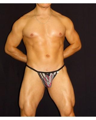 CREY Bikini rectangles