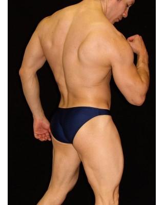 slip bikini brief for male navy color