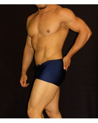 Boxer de baño Azul Marino