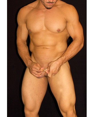 Argolla Lycra Nude