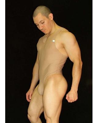 body sutien nude, es como una tanga y musculosa al mismo tiempo