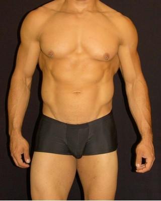 microfiber male boxer