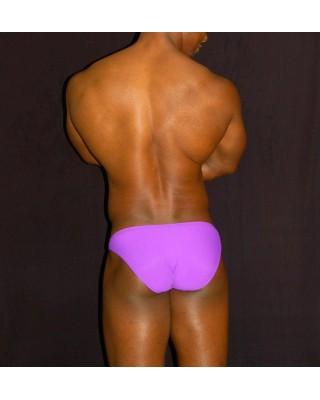 bikini for male purple