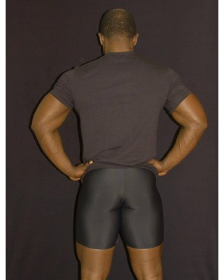 Men compression shorts tights legging