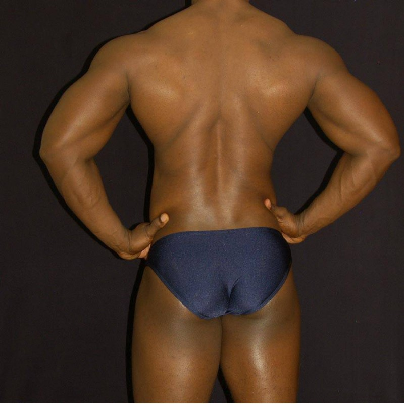 full buttock coverage men lingerie bikini navy