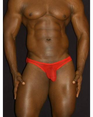 bikini hombre gran covertura trasera transparencia