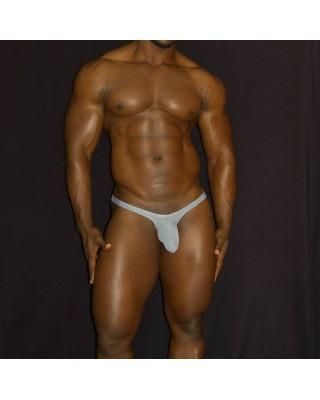 sexy men tiny bulge bikini print design