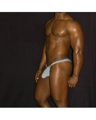 micro bikini masculino pequeño estampado