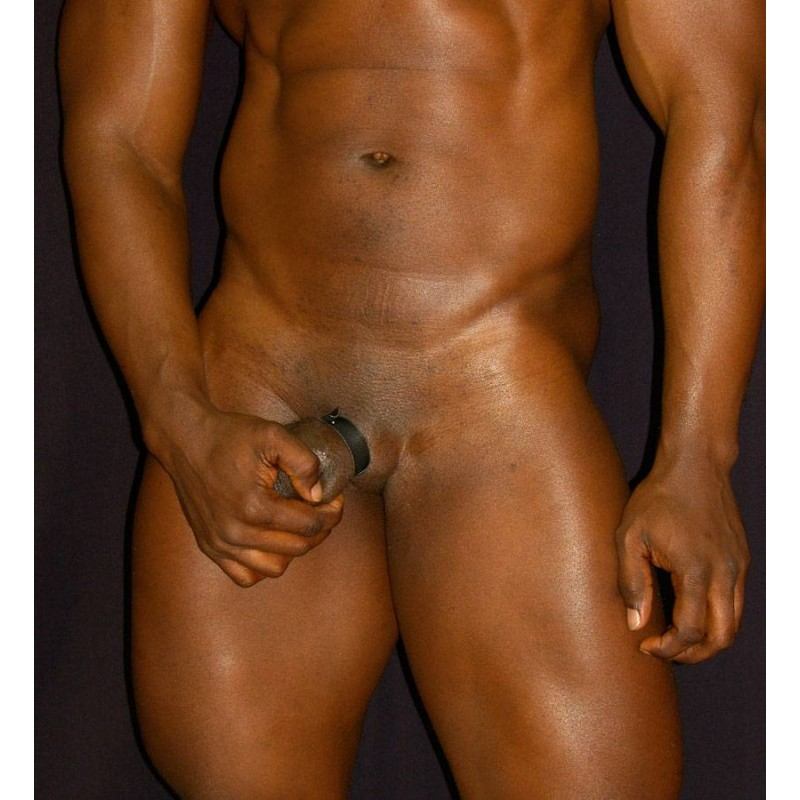 argolla de cuero para mantener ereccion