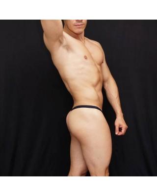 lingerie men dark navy thong