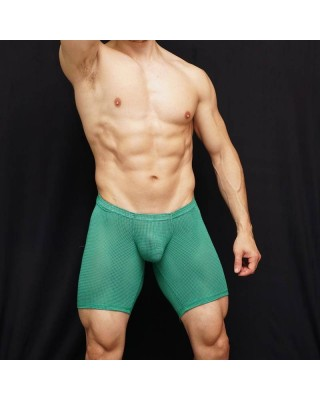 mens bulge enhancer bulge and butt short microfiber material