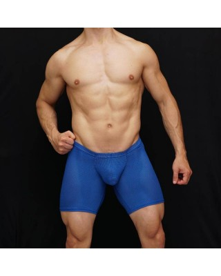 bulge men short microfiber mesh