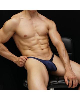 Tanga sexy  suave y elastica para hombres de bulto grande