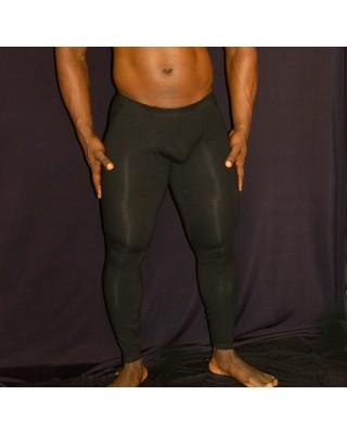 men Underworks Cotton Spandex  Compression pants