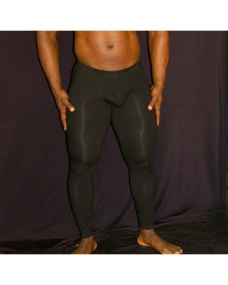men Underworks Cotton Spandex  Compression pants
