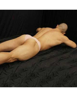 Enhance bulge and butt bikini for men, skin color
