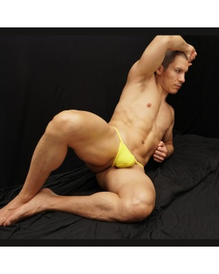 G-string yellow