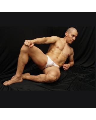 Thong  White