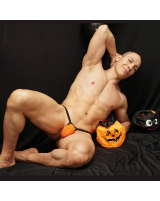 RIB Halloween Thong